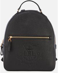 Lauren by Ralph Lauren Huntley Backpack - Black