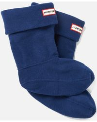 HUNTER - Short Boots Socks - Lyst