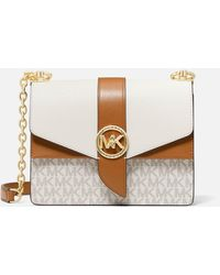 MICHAEL Michael Kors Greenwich Small Cross Body Bag - Multicolour