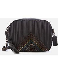COACH - Quilting With Rivets Camera Bag - Lyst