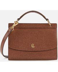 Lauren by Ralph Lauren Top Handle Belt Bum Bag - Brown