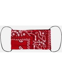 ARIZONA LOVE Bandana Mask - Red