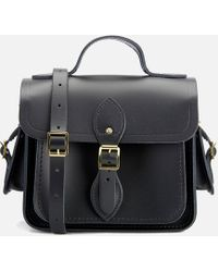 Cambridge Satchel Company - Small Traveller With Side Pockets - Lyst