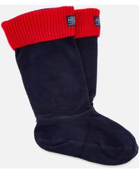 Joules - Hilston Fleece Welly Socks - Lyst