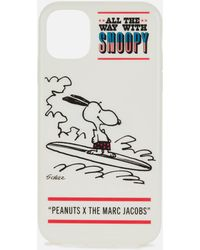 Marc Jacobs Peanuts Americana Iphone 11 Case - White