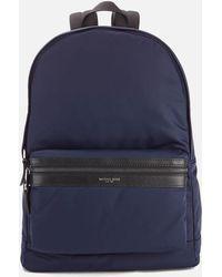 Michael Kors - Men's Kent Nylon Backpack - Lyst