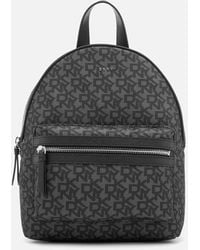DKNY Casey Medium Backpack - Black