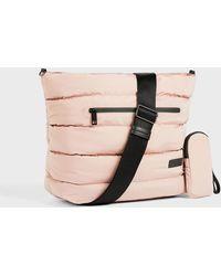 Ted Baker Quinio Nylon Puffer Hobo Bag - Multicolour