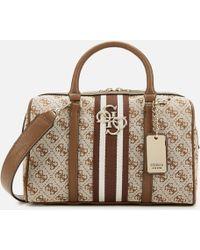 Guess - Bowler Bag - Lyst