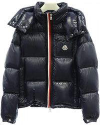 8427f4b60 Moncler Montbeliard Down Jacket in Blue for Men - Lyst