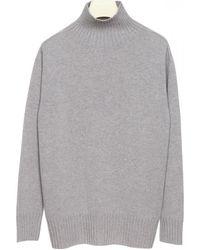 Max Mara Gnomo Cashmere Sweater - Gray