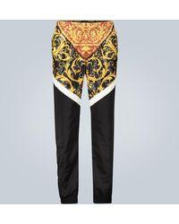 Versace Pantalones de chándal Le Pop Classique - Multicolor
