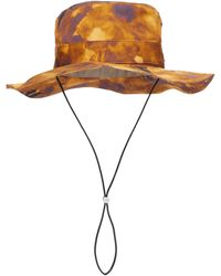 Loewe Paula's Ibiza sombrero de pescador - Marrón