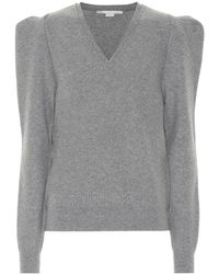 Stella McCartney Pullover in lana - Grigio