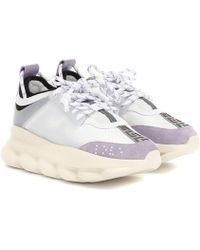 Versace - Chain Reaction Trainers - Lyst