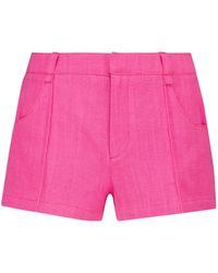 Jacquemus Exclusivo en Mytheresa - shorts Le Short - Rosa