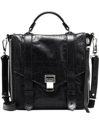 Proenza Schouler - Ps1+ Leather Backpack - Lyst