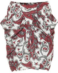 Isabel Marant Tania Paisley-print Shirt - Multicolor