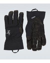 Arc'teryx Handschuhe Venta AR - Schwarz