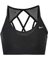Nike - Indy Cooling Sports Bra - Lyst
