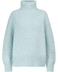Dorothee Schumacher Exclusivo en Mytheresa – jersey In Heaven de cachemir - Azul