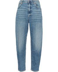 Polo Ralph Lauren High-Rise Boyfriend Jeans - Blau