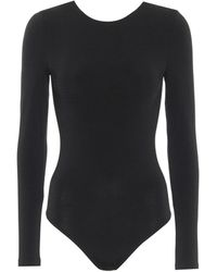 Wolford - Body Memphis aus Jersey - Lyst