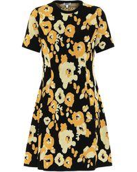 KENZO Floral Jacquard Dress - Multicolour