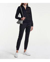 Fendi Logo Trackpants - Black