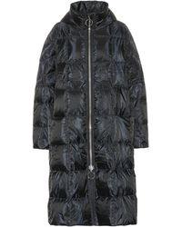 Ienki Ienki Pyramide Puffer Coat - Black