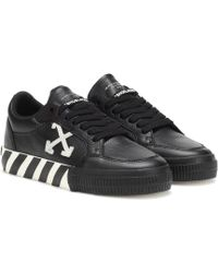 Off-White c/o Virgil Abloh Zapatillas bajas Vulcanized - Negro