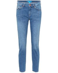 M.i.h Jeans - Relaxed Skinny Jeans - Lyst