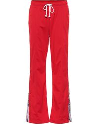 Champion Logo Track Pants - Red