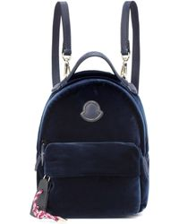 Moncler Juniper Backpack - Blue