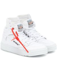 Off-White c/o Virgil Abloh Sneakers High 3.0 - Bianco