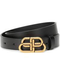 Balenciaga Cintura sottile BB - Nero