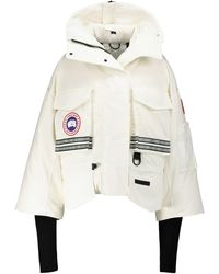 Canada Goose X Angel Chen Snow Mantra Down Jacket - White