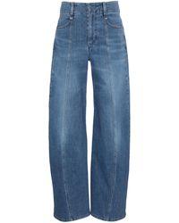 Chloé Wide-leg Jeans - Blue