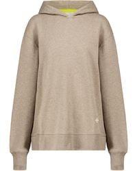 Tory Sport Cotton Hoodie - Multicolour