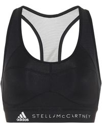 adidas By Stella McCartney Brassière de sport Versatile Training - Noir