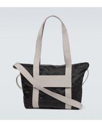 Rick Owens Trolley Nylon Tote Bag - Black