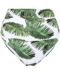 Melissa Odabash Bikini-Höschen Caribe - Grün