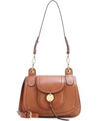 See By Chloé - Suzie Medium Leather Shoulder Bag - Lyst