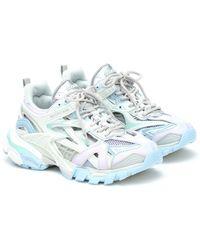 Balenciaga - Track.2 Sneaker - Lyst