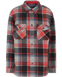 Polo Ralph Lauren - Plaid Wool Shirt - Lyst