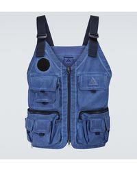 Nike Nrg Acg Watchman Peak Vest - Blue