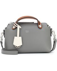 Fendi Tote By The Way Small aus Leder - Mehrfarbig