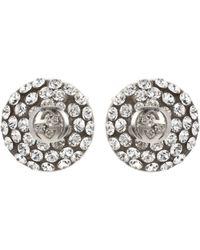 Gucci - Crystal Earrings - Lyst