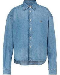 Polo Ralph Lauren Jeanshemd - Blau