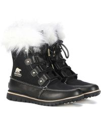 Sorel - Cosy Joan X Celebration Ankle Boots - Lyst